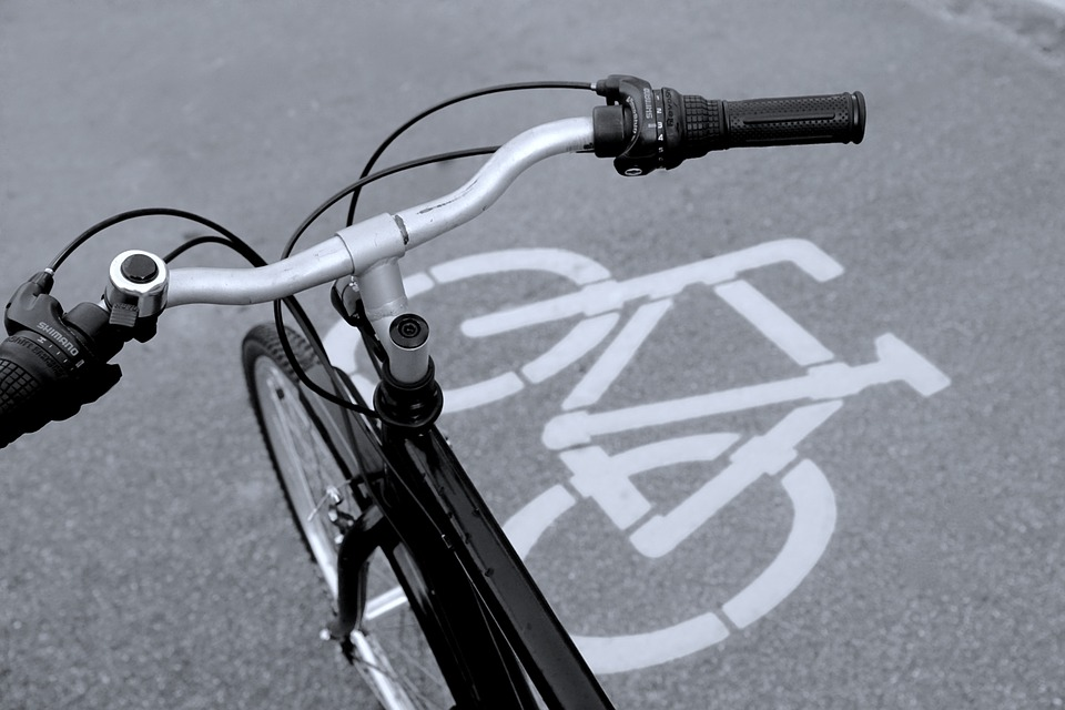 Comment matérialiser une piste cyclable ?