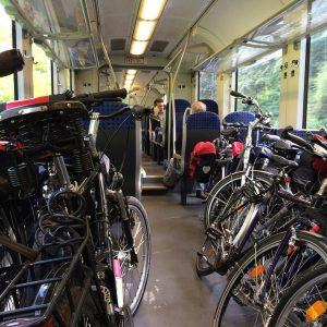 voyager avec son vélo