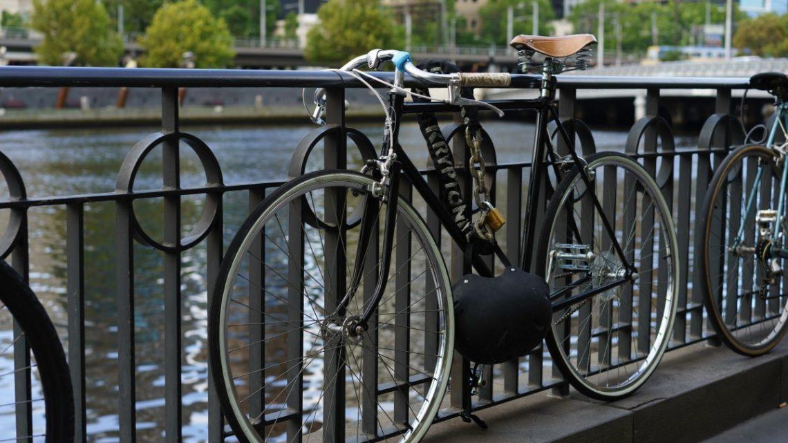 Le vélo dispositif de vélo en libre-service