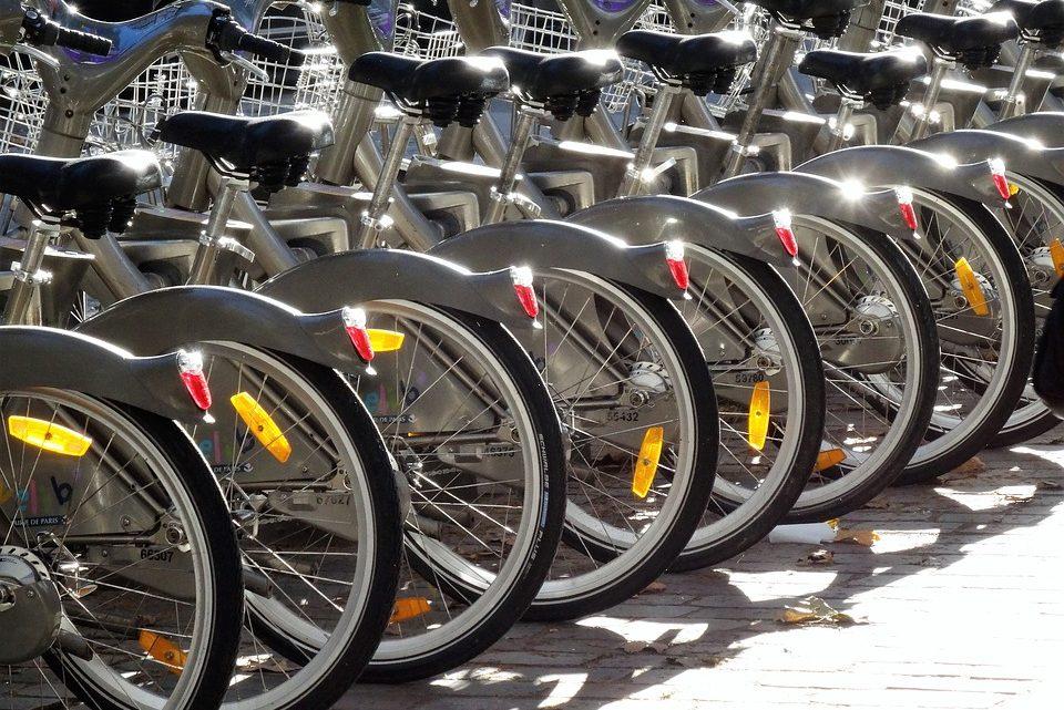 Les abonnements au vélib'