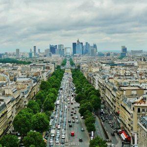 Paris 700 km de pistes