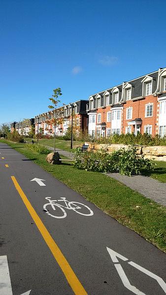 Peut-on faire du roller sur une route cyclable ?