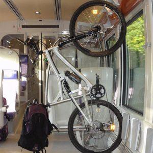 prendre le vélo dans le métro