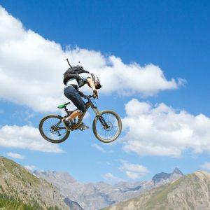 vélo biking