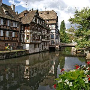 Strasbourg, capitale francaise du vélo