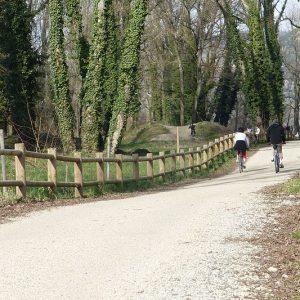 Vélo-voie verte