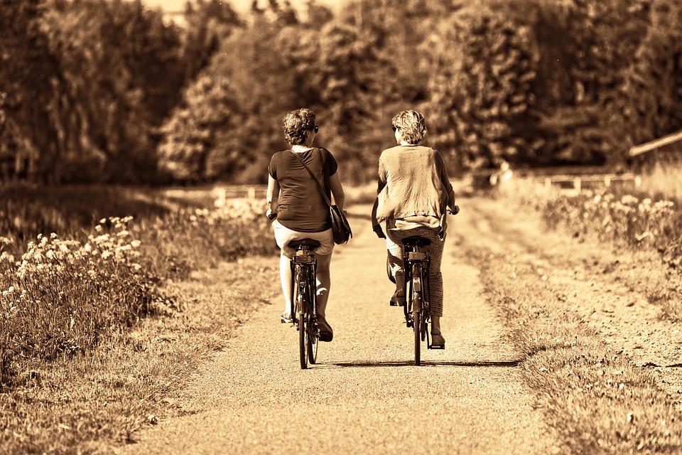 Vacances à vélo dans le sud de la France- la Gironde