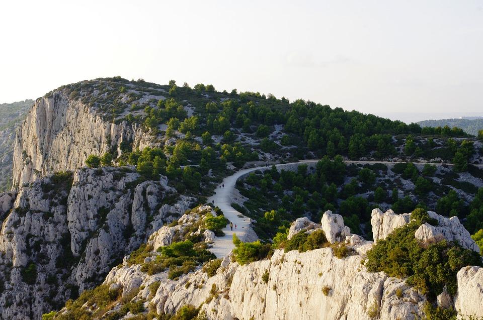 Faire du vélo à Marseille